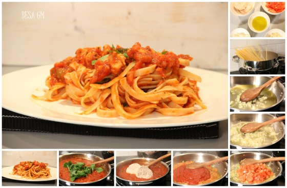 Tono Linguini Collage