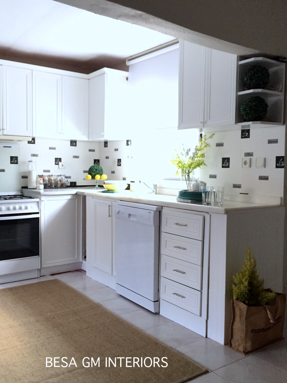 KITCHEN MAKEOVER 6