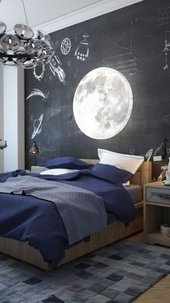 kid 13 - astronomical theme