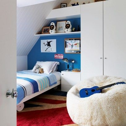 kid 4- custom furn. attic
