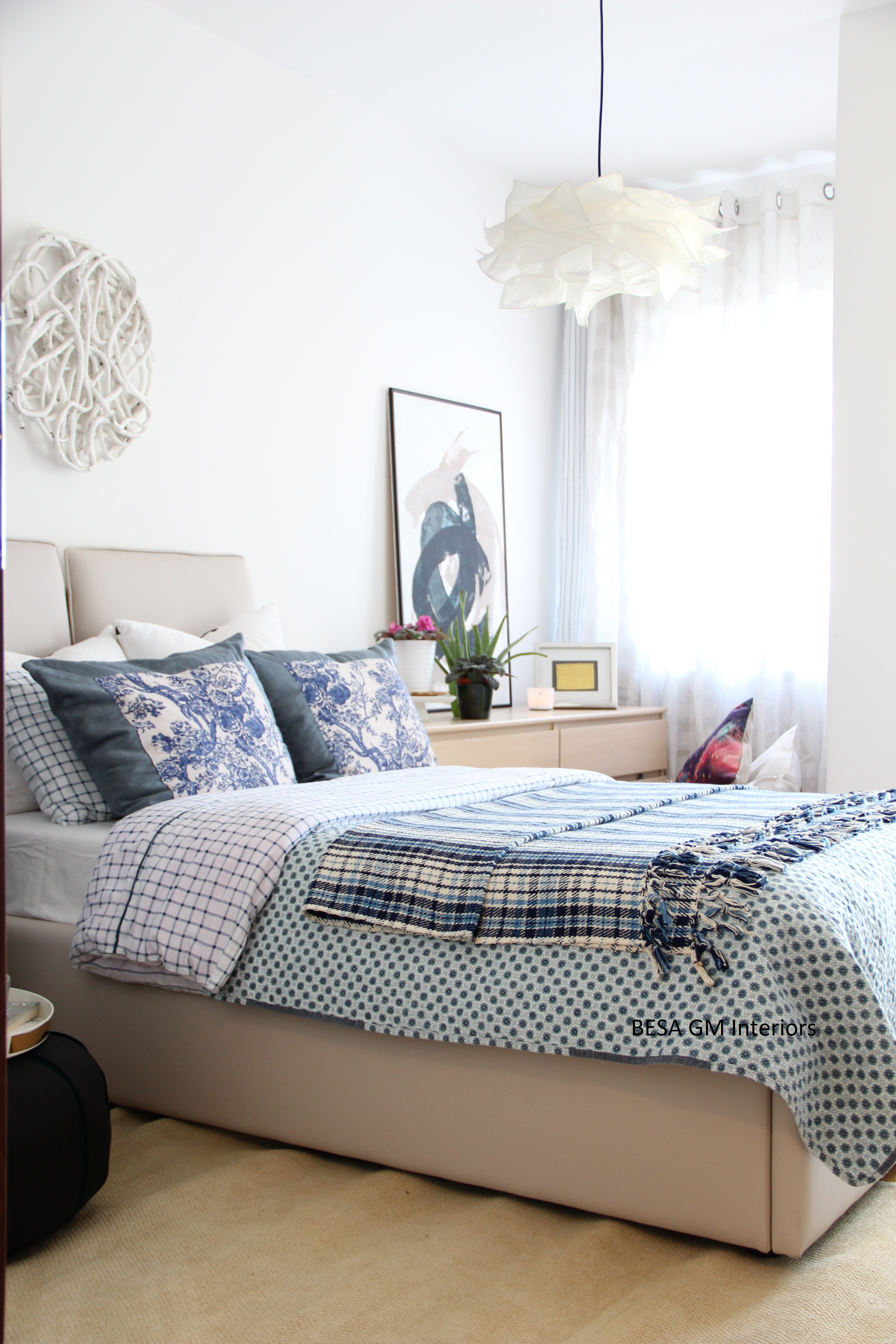 Small Bedroom Styling On A Budget Besa Gm
